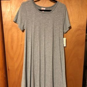 LuLaRoe Carly T-Shirt Dress